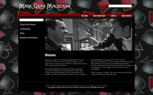 Mark Gray Magician