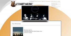 Comet Music