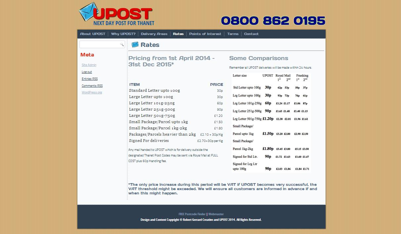 upostwebsite