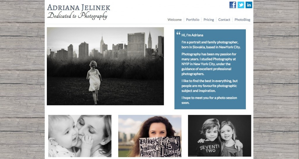 Adriana Jelinek Photography