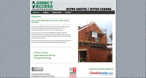 Direct Access Scaffolding